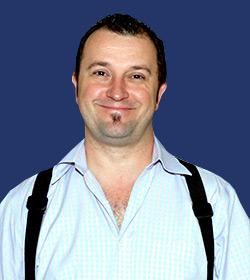 Roman Pracko-Co-Founder/Vice President