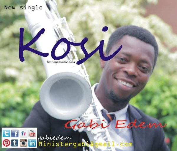Gospel Song: Download Gabi Edem – Kosi  | @gabiedem