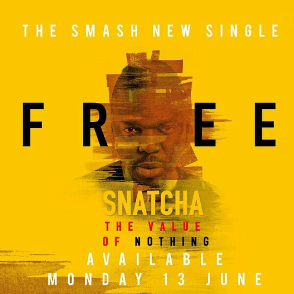 "New Single To Be Released By Snatcha Titled ""Free"" Off Forthcoming EP 