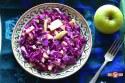 Salata de varza rosie si mar