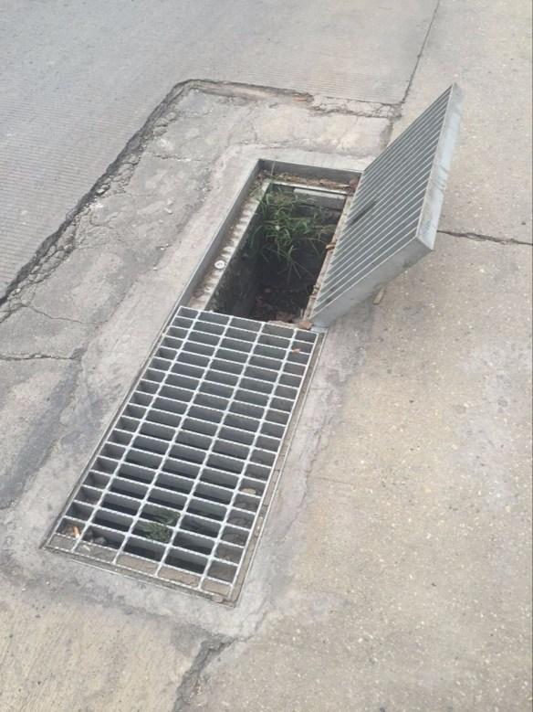 grating drainase