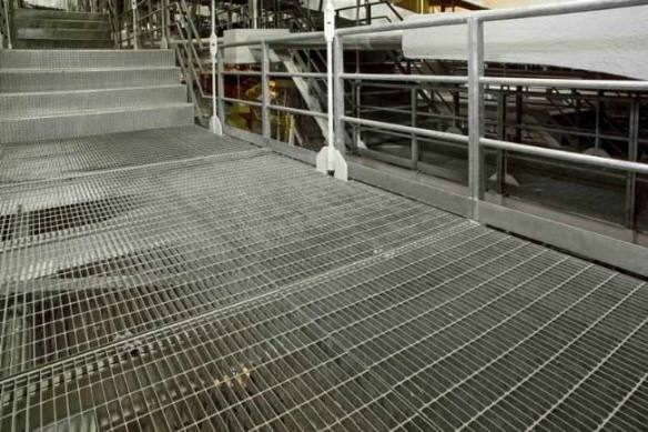 Distributor Steel Grating Lantai