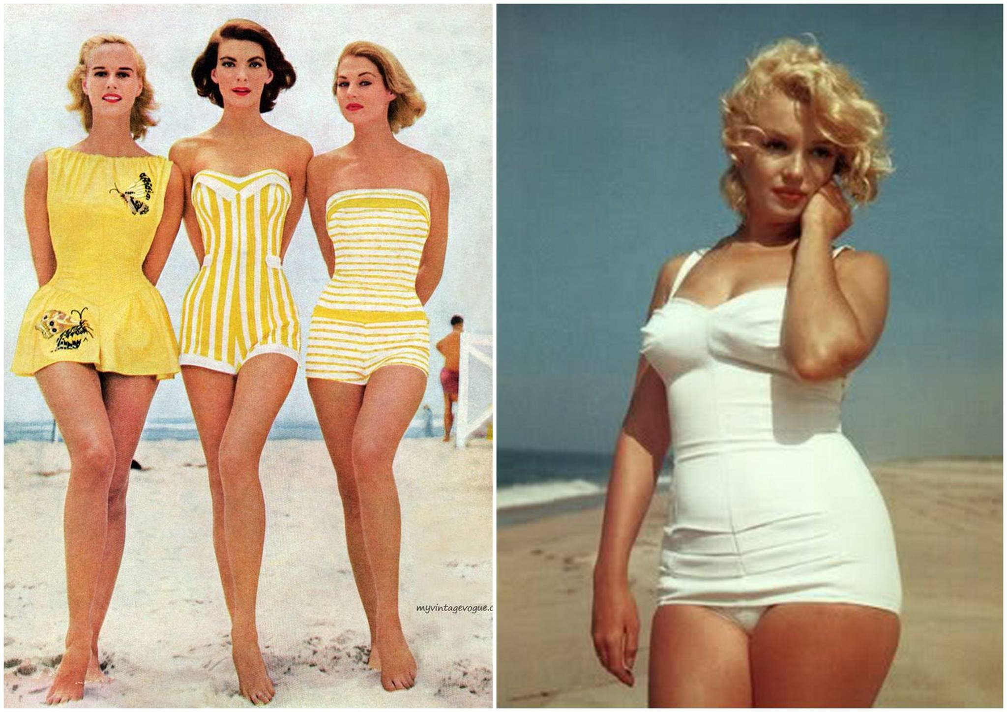 The Swimsuit: A History