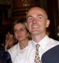 David at Maya's and my wedding