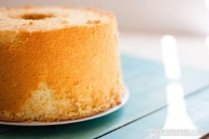 Receita: Chiffon Cake de Coco via PratoFundo.com