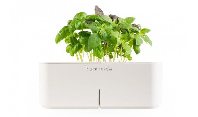 Click&Grow: Vaso Tecnológico