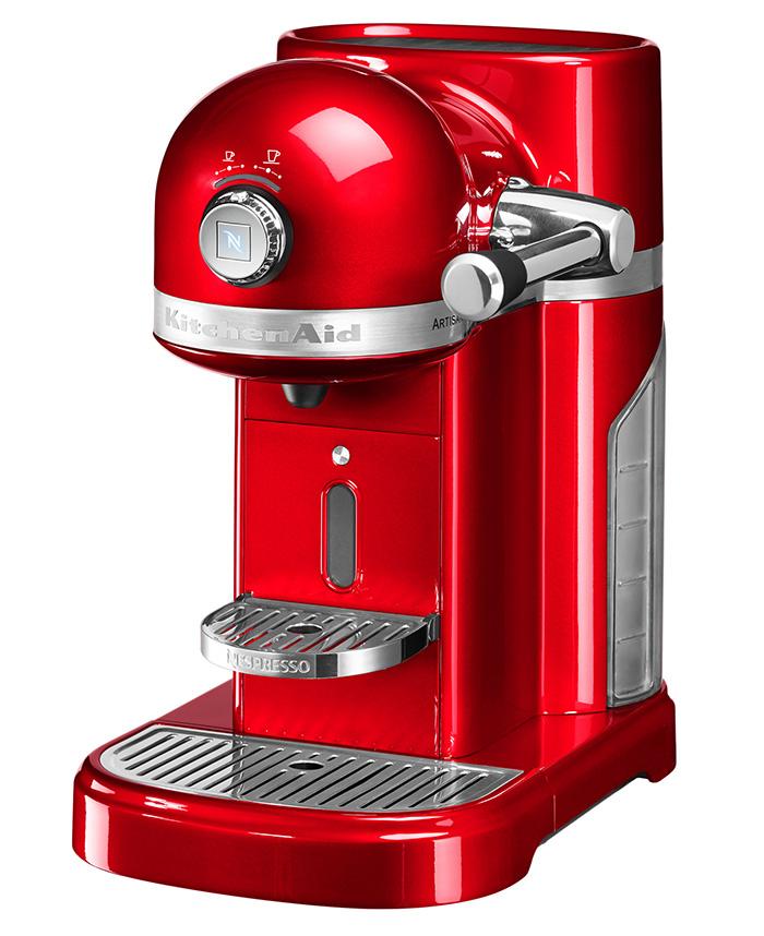 Nespresso by KitchenAid - Vermelho