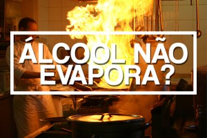PF@Explica: Álcool Não Evapora?