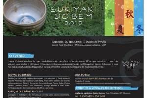 Sukiyaki do Bem 2012