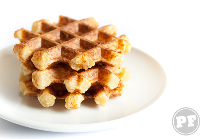 Waffle Pão de Queijo