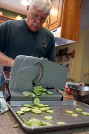 Chief pickler