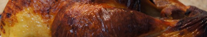 Brined Turkey BBQ