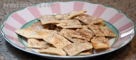 Sweet treat crackers
