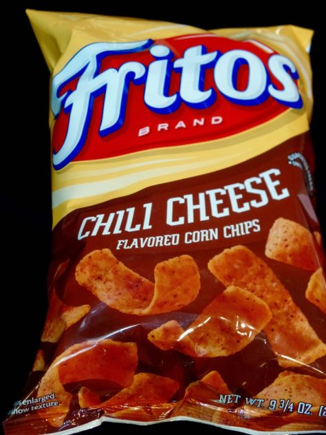 Fritos chili cheese chips