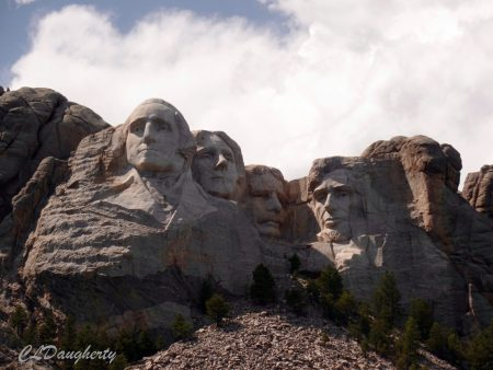 Traveling to Mt. Rushmore and Through the Black Hills of South Dakota
