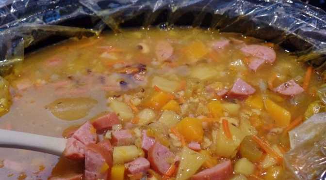 Golden Harvest Soup