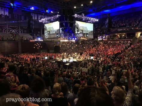 Beth Moore Conference 2016
