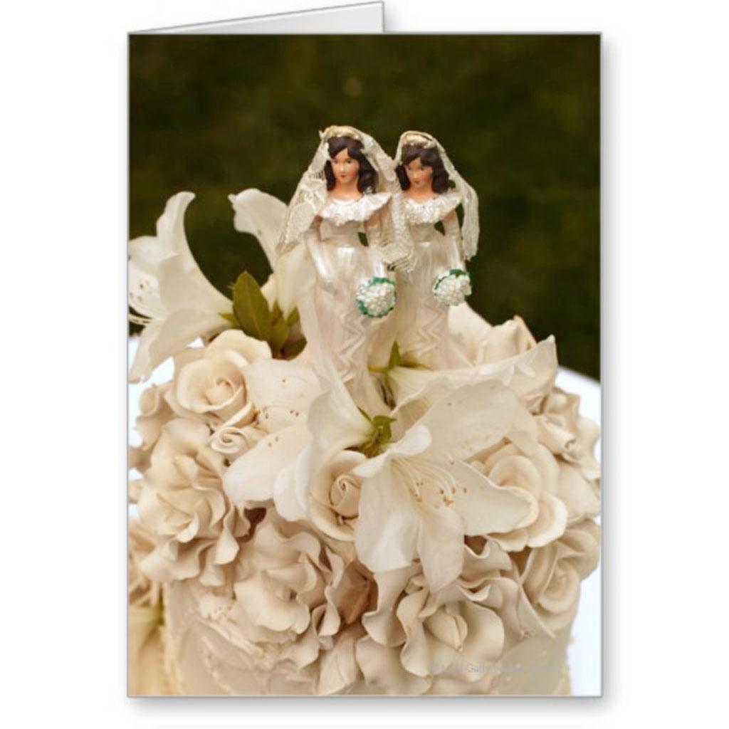 lesbian wedding decorations lesbian wedding ideas lesbian wedding cake figurines picture in wedding cake