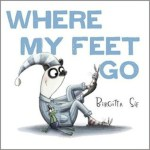 "How To Encourage Imaginative Play With ""Where My Feet Go"" {Giveaway!}"