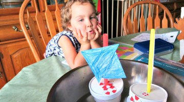Sailboat – A Day with Mother Goose Time