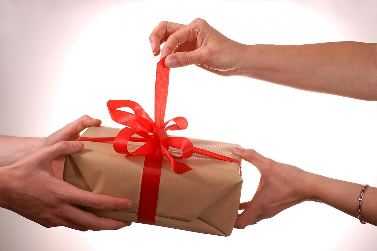 Поздравления к дорогим подарками