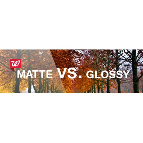 Medium Crop Of Matte Vs Glossy Photo