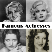 Famous Actresses of the Pre-Code Hollywood Era