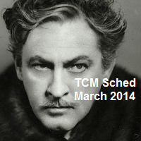 Pre-Code Movies on TCM in March 2014 and Other Site News
