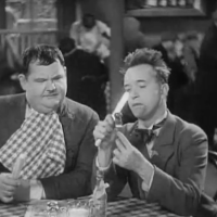 "Short - ""Below Zero"" (1930) Review, with Laurel and Hardy"