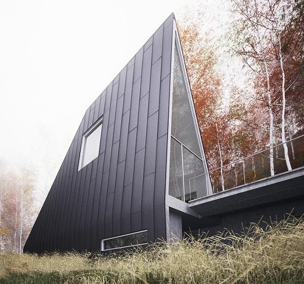 Casa prefabricada de diseño valencia