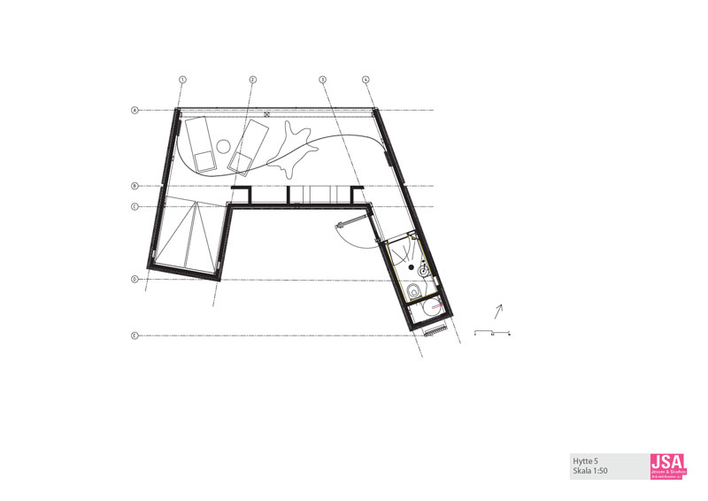 casa prefabricada valencia plano