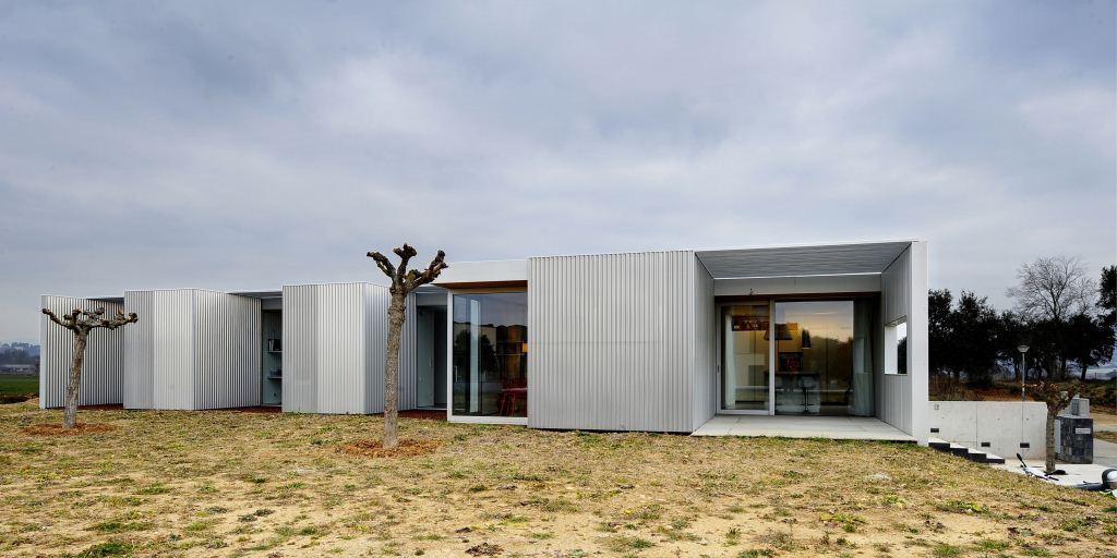 casas de diseo valencia with viviendas modulares de diseo with diseo casas
