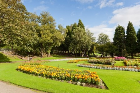 Dalmuir Park Restoration- Clydebank