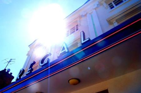 Restoration to Regal Cinema- Tenbury Wells, Worcestershire