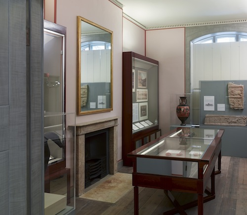 Opening up the Soane