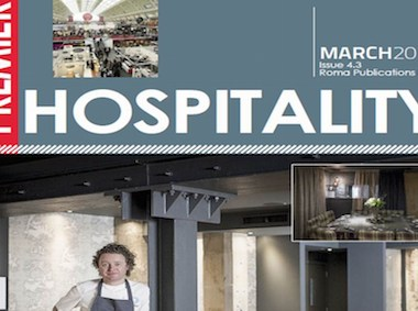 This month in Premier Hospitality Issue 4-3