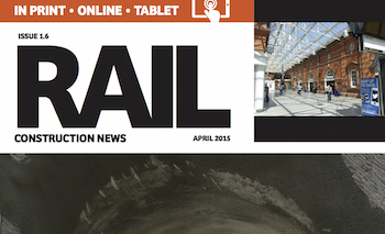 This Month In Rail Construction News Issue 1.6