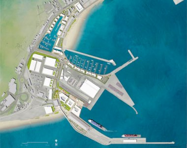 Dover Western Docks Revival