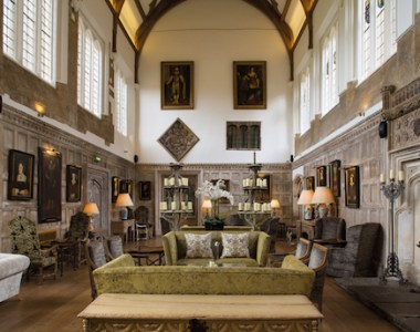 A facelift Fawsley Hall Hotel & Spa