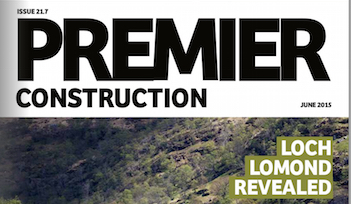 This month in Premier Construction Issue 21-7