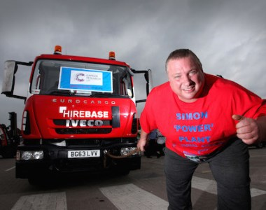 Builder sets new World Record at Buildbase Derby