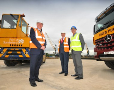 £1million investment to boost Port of Sunderland