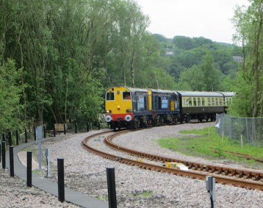 Todmorden Curve reopens