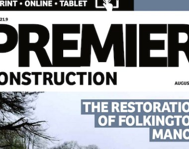 This month in Premier Construction Issue 21-9