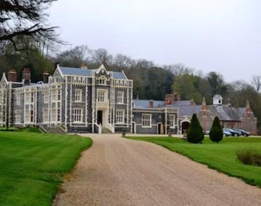 Rewarding work at Folkington Manor