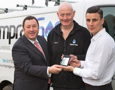 2015 Apprentice Winner Joseph Valente Adopts BigChange Technology to Spring Board Growth