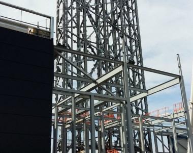 Galvanizing Firm Celebrates Its Heaviest Ever Job