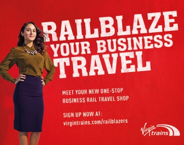 Virgin Trains Supports SMEs With Rail Blazing Booking Tool