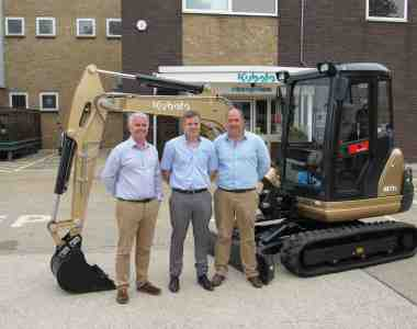 Anglia Crane & Plant Hire goes from strength to strength.