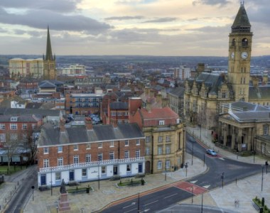 Heating control improvement at Wakefield Town Hall